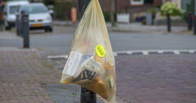 Wat kunt u doen met al het extra afval in december