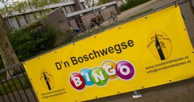 Boschweg bingo