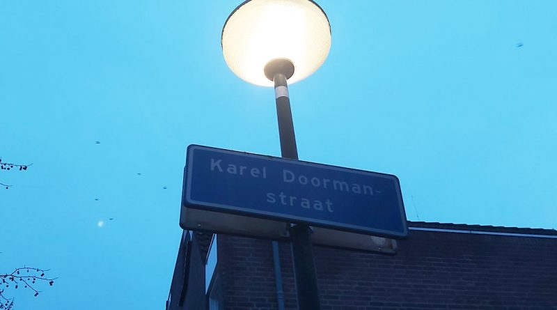 Karel doormanstraat