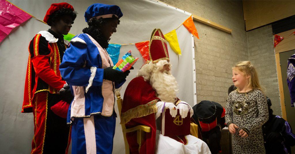 Sinterklaas-Bloemenwijk