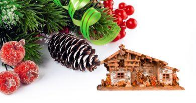 Kerststal maken bij Speelhonk de Instuif