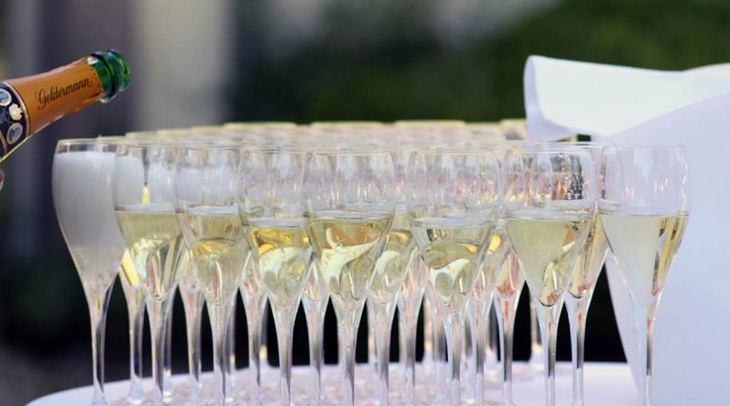 champagne nieuwjaar