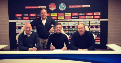 Sven Blummel contract