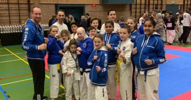 Taekwon-Do team Chong Do Kwan boekt wederom succes