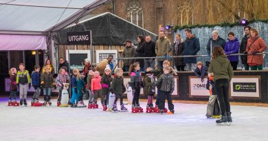 schaatsles winterpark schijndel