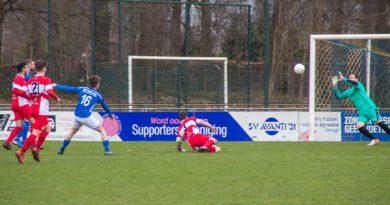 Wedstrijdverslag – Avanti'31 speelt prima wedstrijd tegen RKPVV en wint met 4-1