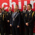 Lintjesregen met zeven Koninklijke Onderscheidingen bij brandweer Schijndel
