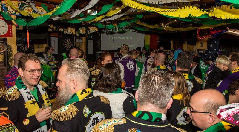 Carnaval Boschweg zondag 2020