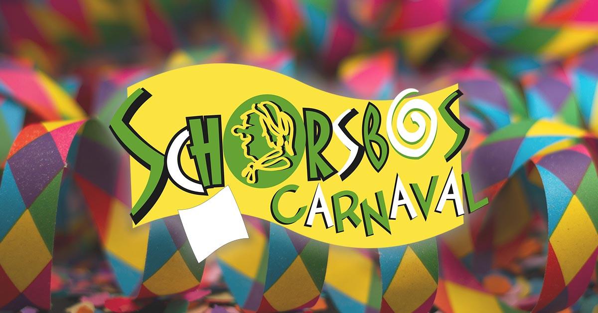 Carnaval in Schorsbos 2020