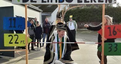 Druk programma voor Prins Carlo op de zaterdag voor carnaval