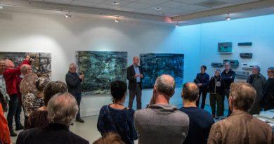 opening KEG tentoonstelling
