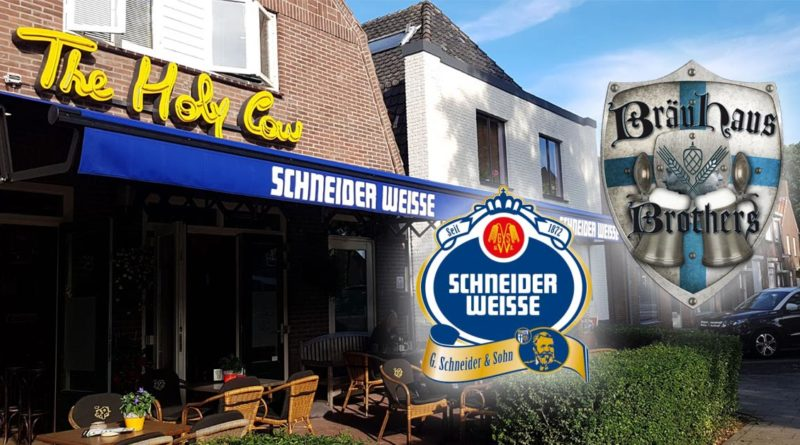 Scnheider weisse holy cow