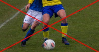 KNVB besluit tot staken voetbalseizoen voor het amateurvoetbal
