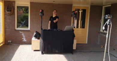Extra livestream van DJ-Ronie vanuit de Zwengel