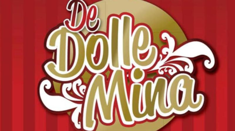 Feesttent dolle mina