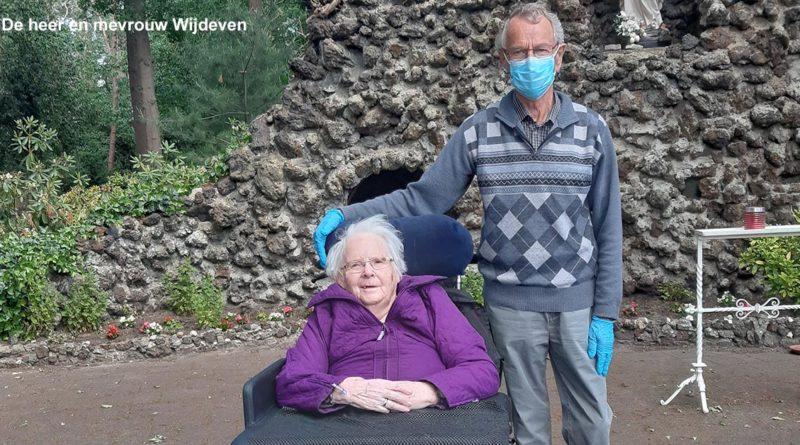 Laverhof weer open voor bezoek – Het Retraitehuis als eerste
