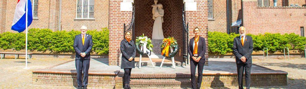 Oranje comite dodenherdenking Schijndel