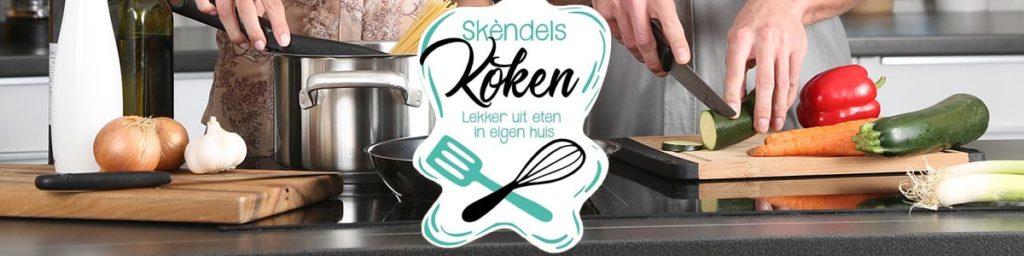Skendels koken banner