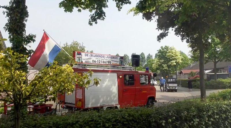 rijdende jukebox wijbosch