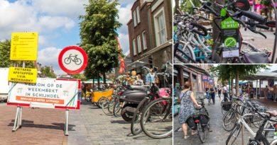 fietsvrij centrum