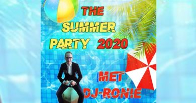 DJ-Ronie Live The Summer Edition!