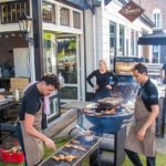 Foto's Mixed grill live cooking bij 't Tramhuys