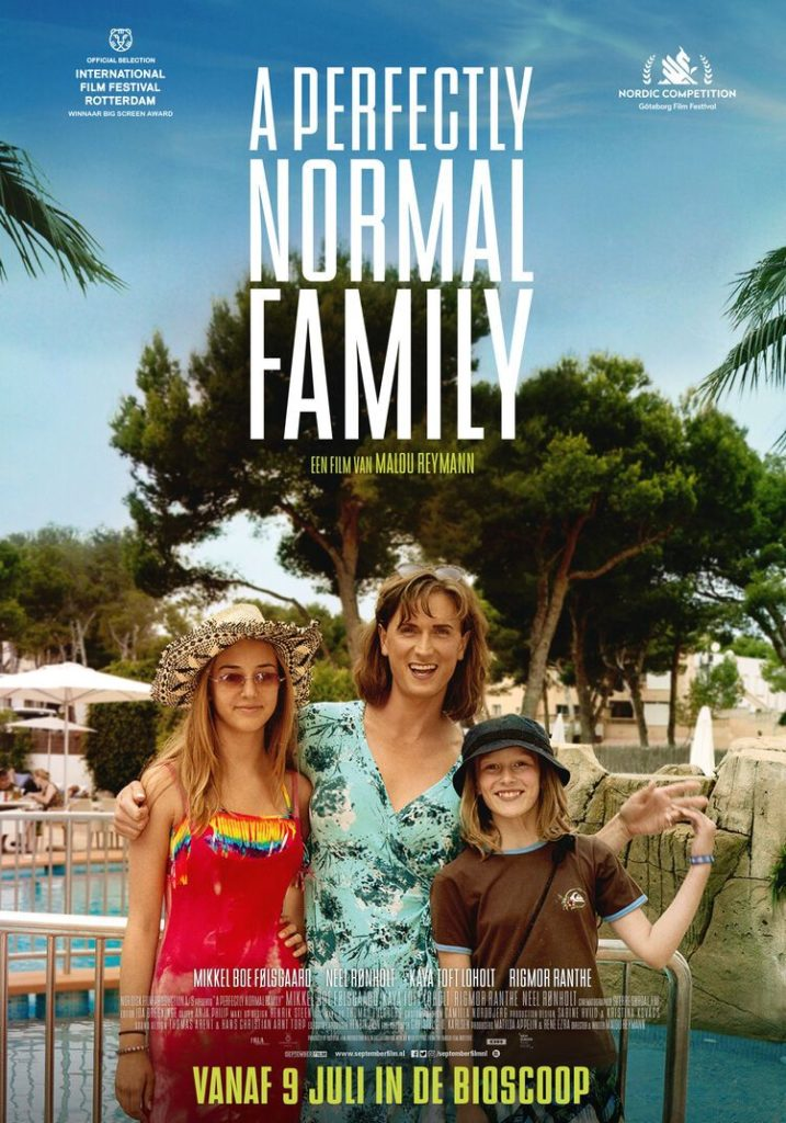 A-Perfectly-Normal-Family, Filmclub Schijndel