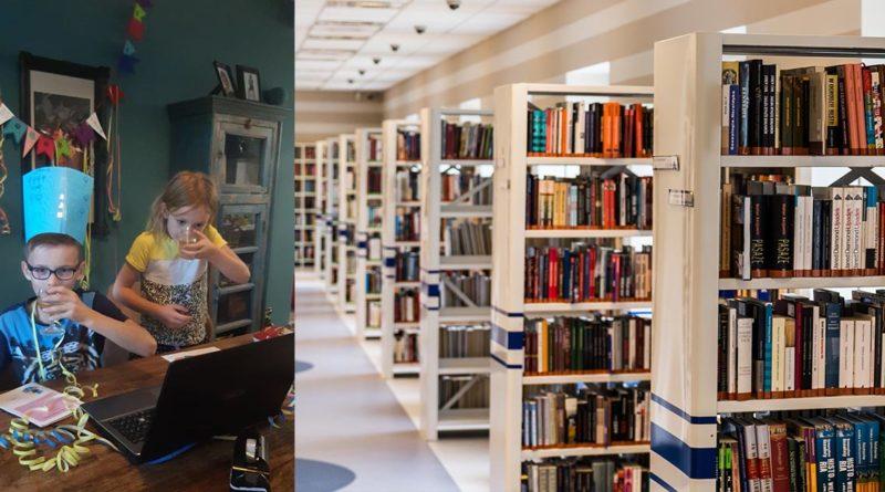 Bibliotheek leesmiljonairs