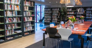 Bibliotheek - overzicht