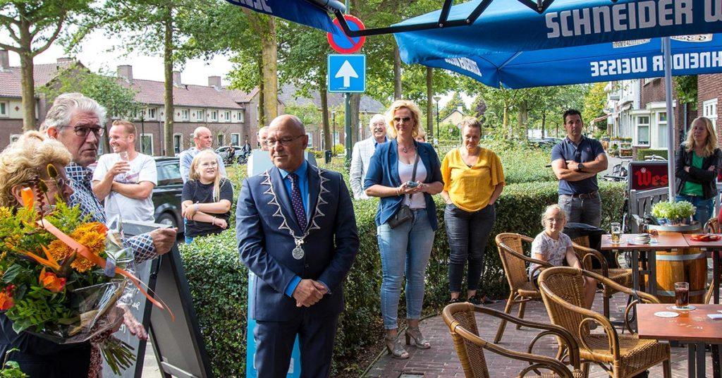 Christ van Heeswijk terras familie