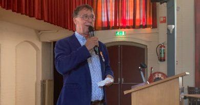 Koninklijke Onderscheiding voor oud-wethouder Bart Eijkemans