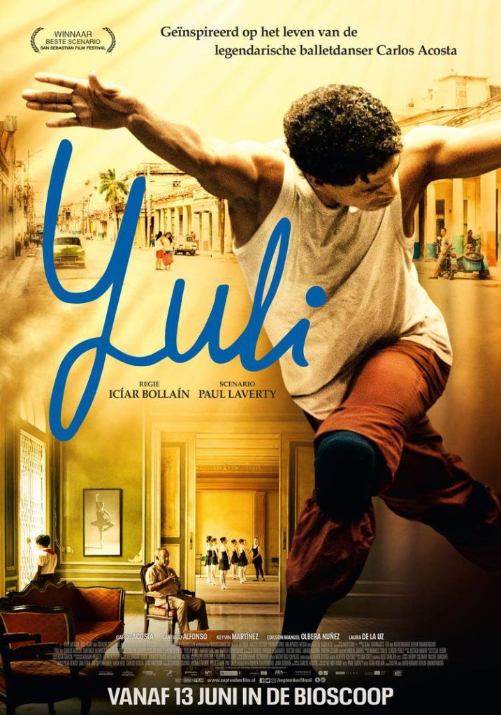Yuli, Filmclub Schijndel