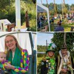 Foto's Hopoogstfeest bij de Schaapskooi