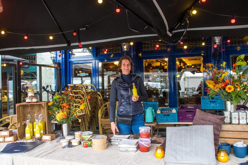 Jansen & Jansen op de weekmarkt