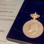 Foto's uitreiking Koninklijke Erepenning aan Scouting Schijndel