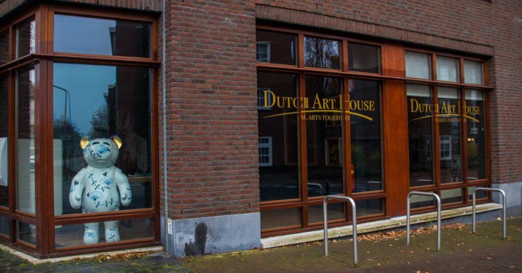 dutch art house gevel