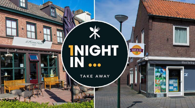 Kaas & Co start 1 Night In… Takeaway
