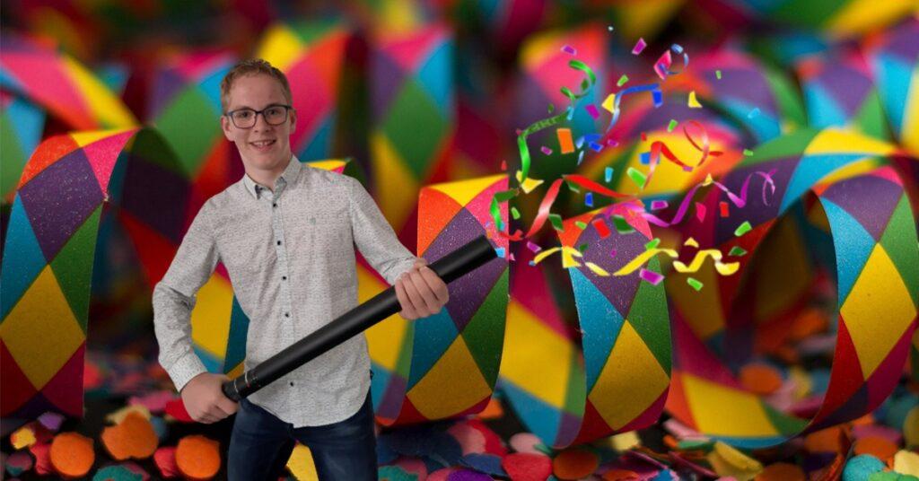 DJ Ronie carnavalsmuziekbingo