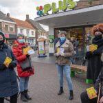 Foto's week van de lieve briefjes in Schijndel