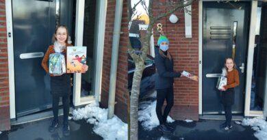 Rooise Juultje Verhoef wint Voorleeswedstrijd Meierijstad