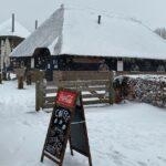 Winterse taferelen in Schijndel door Berry Dekkers gefotografeerd