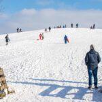 Foto's wintersportgebied de vlagheide?!